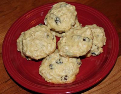 Maple Drop Cookies