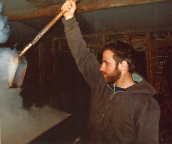 Paul Lambert of Silloway Maple