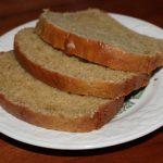 Graham Bread Slices