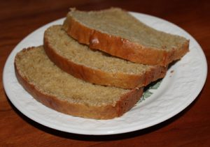 Graham Bread Slices