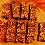 Maple Granola Bars