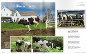 Silloway Farms Article 1st Spread