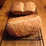 Maple Anadama Bread