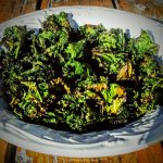 Maple Kale Chips